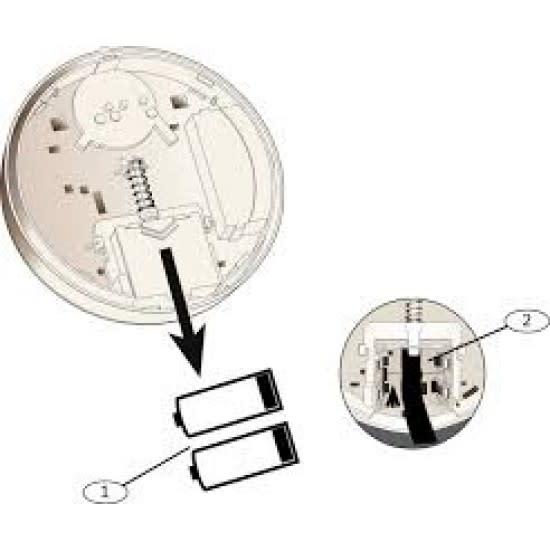 BOSCH RFSM Ασύρματος ανιχνευτής καπνού Radion για συναγερμό BOSCH AMAX