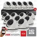 Συστήματα CCTV δεκαέξη καμερών