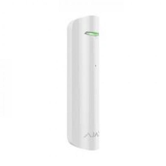 AJAX GLASS PROTECT (WHITE) Aσύρματος ακουστικός ανιχωευτής θραύσης