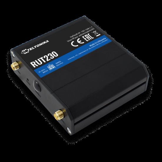 TELTONIKA RUT230 3G ROUTER internet μέσω δικτύου GSM