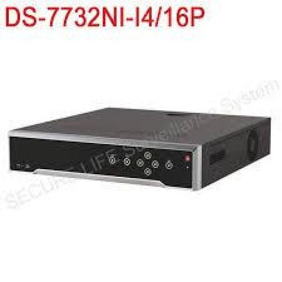 HikVISION DS-7732NI-E4/16P 32CH NVR 16POE