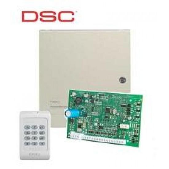 DSC PC1404 ΚΙΤ (4-8 ZΩΝΕΣ)