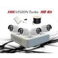 Συστήματα CCTV τεσσάρων καμερών