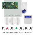 Συστήματα συναγερμού PARADOX