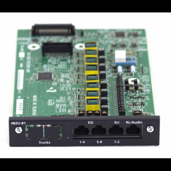 NEC SL2100 (IP7WW-082U-B1) Κάρτα 8 ψηφιακών και 2 απλών εσωτερικών τηλεφωνικών γραμμών
