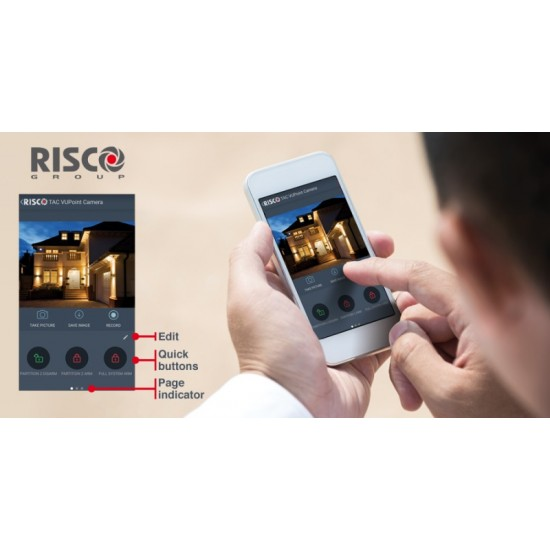 RISCO PROSYS PLUS mainboard
