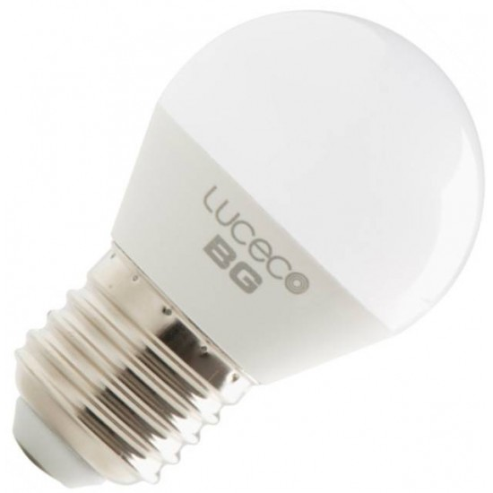 LB27W3W25-LE Λάμπα LED mini globe E27 3.5W 2700K Non Dimmable