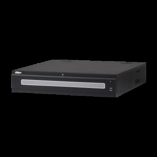 64CH NVR DAHUA NVR608-64-4KS2 64 Channel Ultra 4K H.265 Network Video Recorder