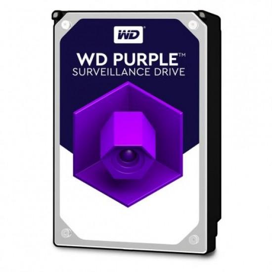"""Western Digital δίσκος Purple SATA3 3.5"""" 3TB, WD30PURZ"""