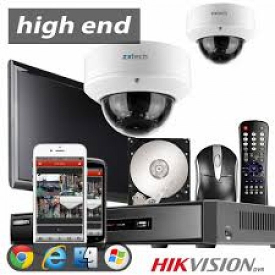 HIKVISION 7104HGHI-F1 PLUS HIKVISION DS2CE56COT-IRΜΜ KIT 1 ΚΑΜΕΡΑΣ