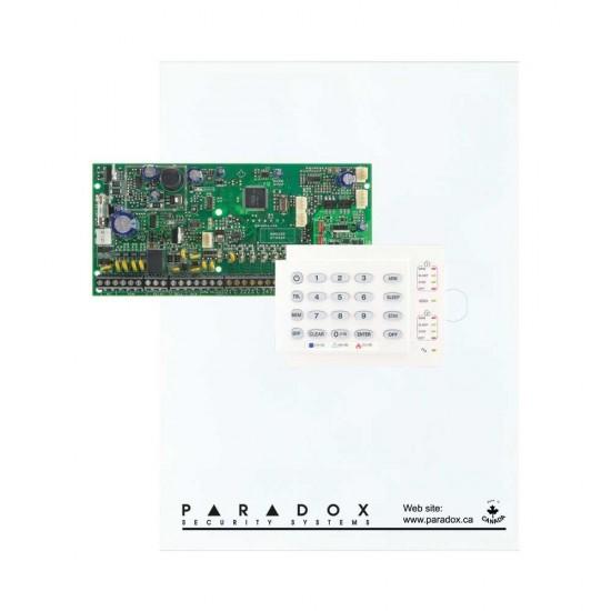 Paradox sp6000 SET σύστημα συναγερμού PARADOX με πληκτρολόγιο Κ10