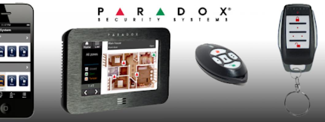 PARADOX SP5500 SP6000 SP7000 Installer manual