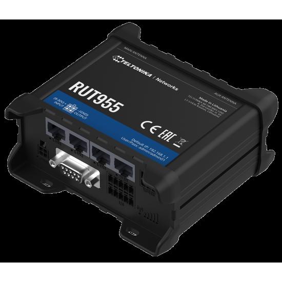 TELTONIKA RUT 955  Βιομηχανικό 4G Router