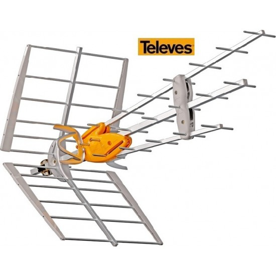 TELEVES DAT790 PLUS 568002 Ολοκληρωμένο σύστημα επίγειου ψηφιακού τηλεοπτικού σήματος γιά περιοχές με ασθενές σήμα