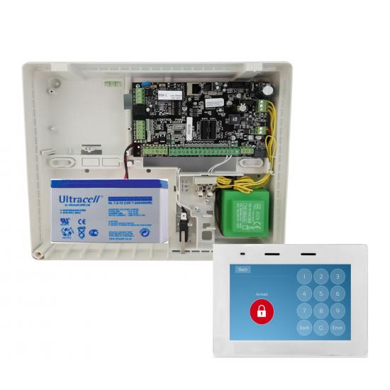 CROW R864-M BOX plus touch keypad battery