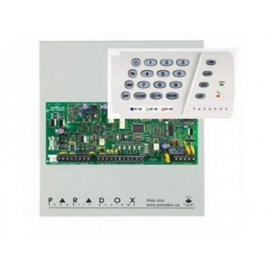 PARADOX SP5500 SET  Ολοκληρωμένο σύστημα συναγερμού
