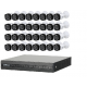 DAHUA 32CH CCTV KIT 9 XVR5432L PLUS 32CAMS HFW1200RMP