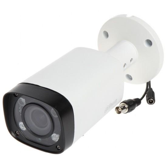 DAHUA 4 CAMS VARIFOCAL 2MPIXEL plus HD plus Microphone CCTV KIT4248