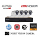 CCTV KIT 17 HIKVISION 7204HGHI-F1 PLUS 4 CAMS HIKVISION DS-2CE16C0T-IRP