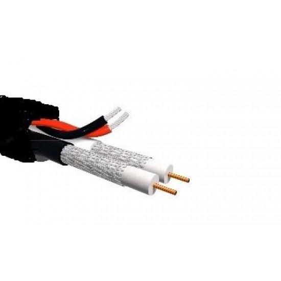 Καλώδιο CCTV BIOKAL CC100 σε στροφείο 500μ