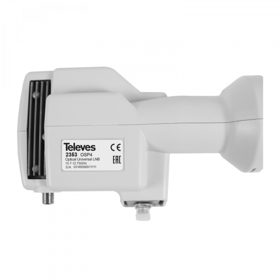 Televes 5323 Optical LNB offset
